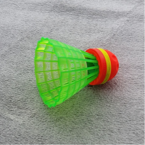 speedminton_ball_gruen